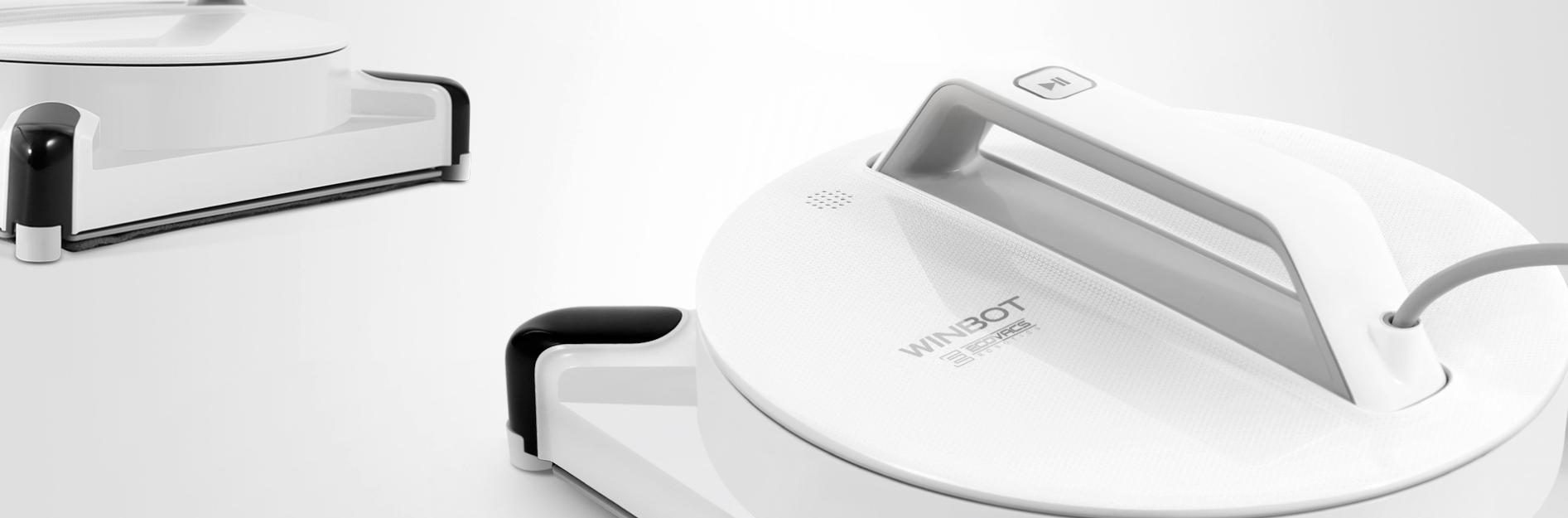 ecovacs winbot 950 robot laveur de vitre blanc achat. Black Bedroom Furniture Sets. Home Design Ideas