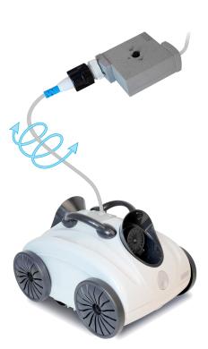 robot piscine électrique j200 EZ