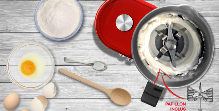 robot cuiseur - Mixer