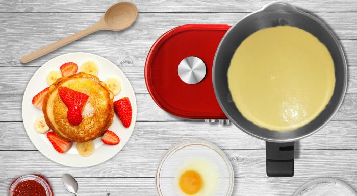robot cuiseur - mélanger