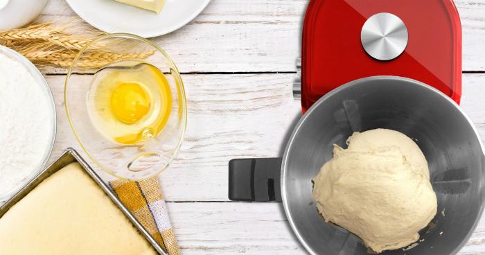 robot cuiseur - pétrir