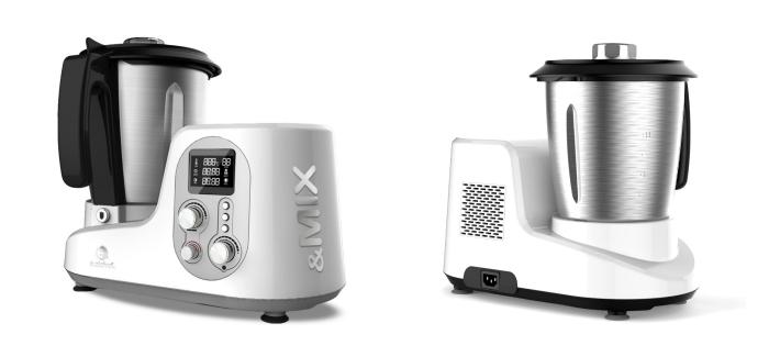 E.zicom® Robot Cuiseur Multifonctions