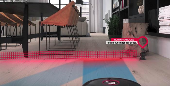 tornade pets ezicom - mur virtuel