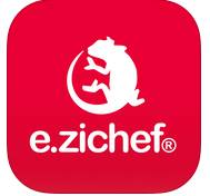 robot cuiseur - application e.zichef