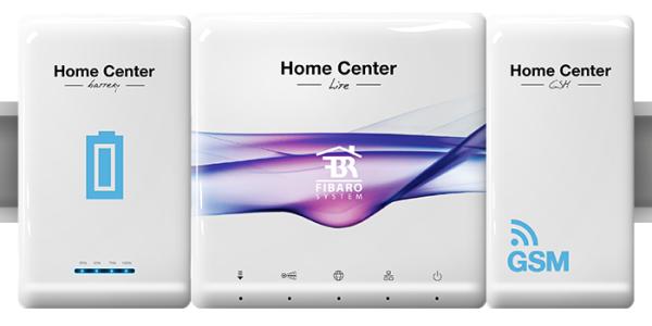 FIBARO Contrôleur domotique Z-Wave Home Center Lite