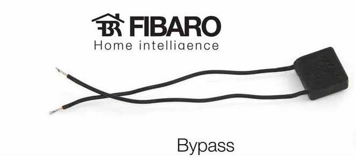 fibaro bypass variateur pour faible charge