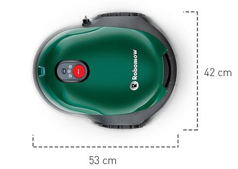robot tondeuse RX robomow