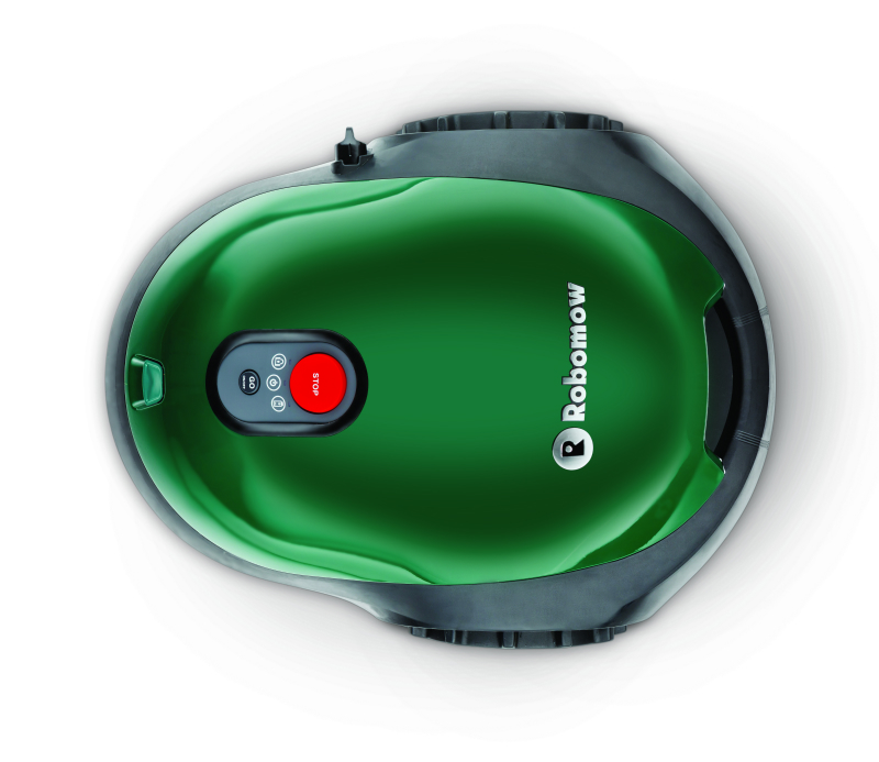Robomow RX20 - robot tondeuse compact et léger