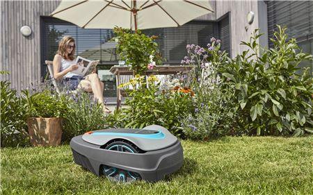 robot tondeuse gardena city 500