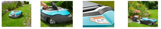 robot tondeuse gardena robot tondeuse gardena smart sileno darty. Black Bedroom Furniture Sets. Home Design Ideas
