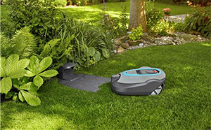 Robot tondeuse gardena smart sileno +
