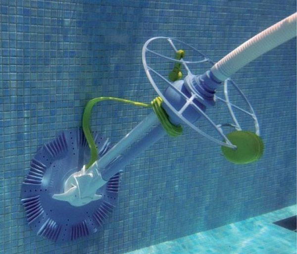 robot piscine hydraulique hayward zap vac - bestofrobots