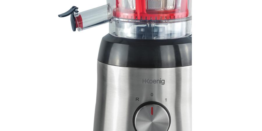 extracteur de jus H.KOENIG GSX10