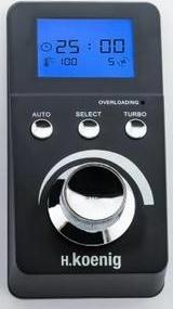 HKM1032 - Ecran de controle