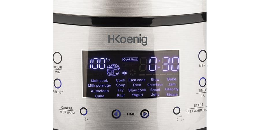 H.KOENIG MLCOOK10 robot cuiseur multifonctions