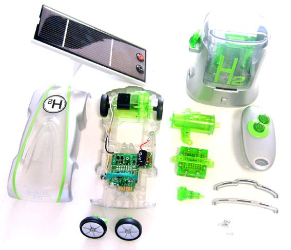 accessoires H-racer 2.0
