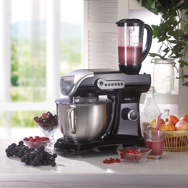 Robot multifonctions harper kitchencook evolution v2 - Robot cuisine multifonction pas cher ...