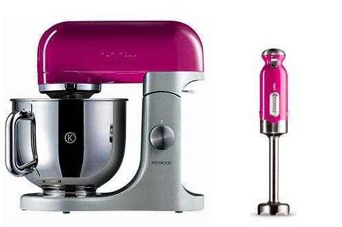 robot multifonctions kenwood kmix pmx99 electro pink bestofrobots. Black Bedroom Furniture Sets. Home Design Ideas
