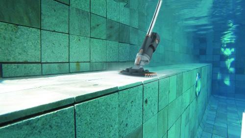 aspirateur piscine et spa kokido junior