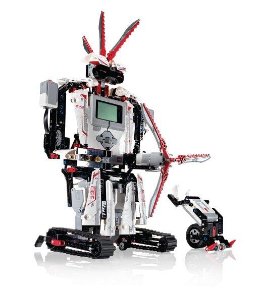 Lego Mindstorms Nxt Robots – Jerusalem House