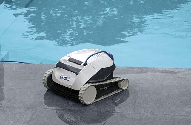 Dolphin e10 - robot de piscine électrique