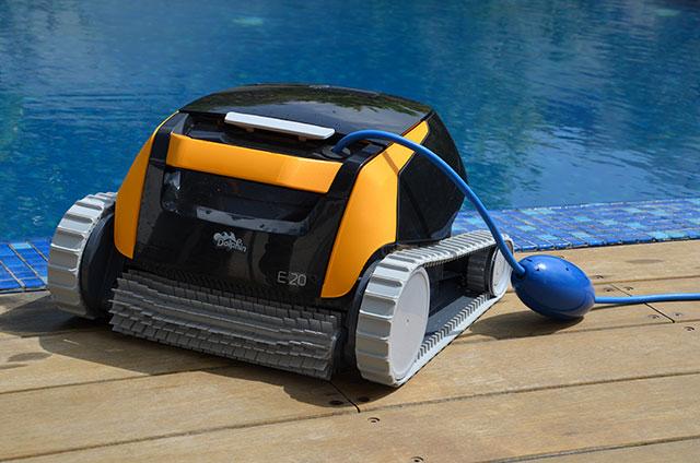 Dolphin e20 - robot de piscine électrique