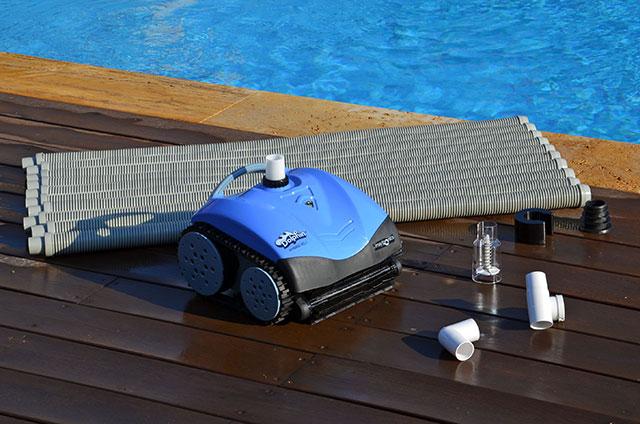 dolphin hybrid RS2 - robot piscine