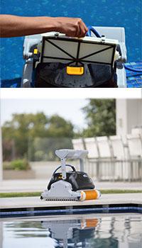 robot piscine maytronics dolphin ex40