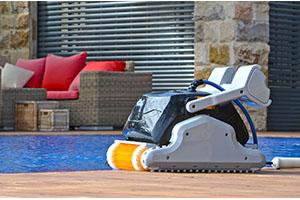 robot nettoyeur de piscine dolphin ex40