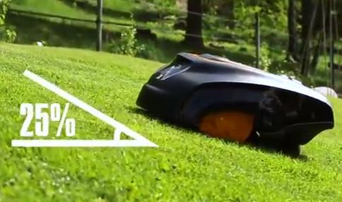 Mcculloch robot tondeuse mc culloch rob 1000 pas cher achat vente robots tondeuses - Tondeuse pour terrain en pente ...