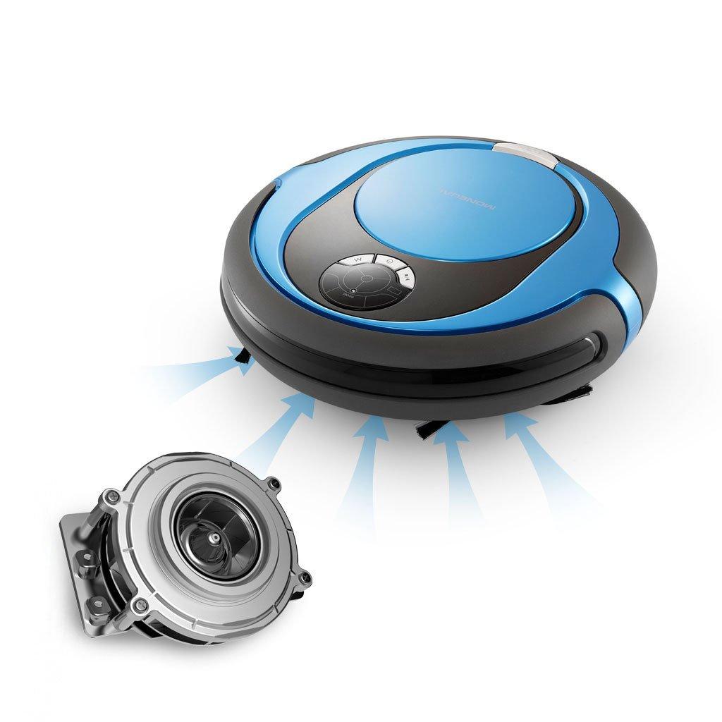 aspirateur robot moneual mr6500 bestofrobots. Black Bedroom Furniture Sets. Home Design Ideas