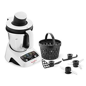 robot de cuisine MOULINEX Volupta