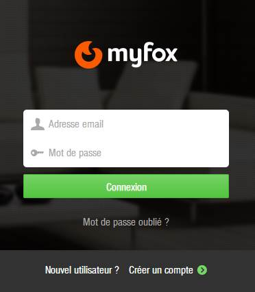 MYFOX - Centrale Home Control 2