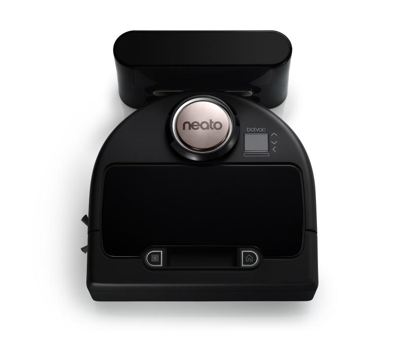 botvac connecté - design moderne