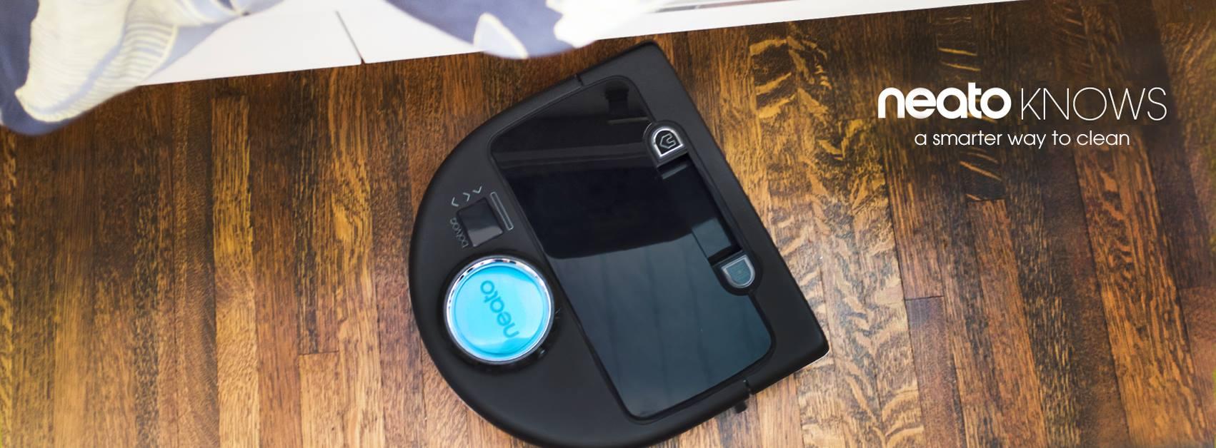 neato robotics botvac d85 achat aspirateur robot. Black Bedroom Furniture Sets. Home Design Ideas