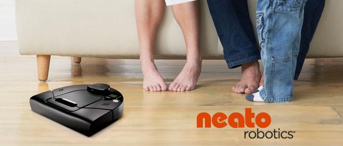 aspirateur robot neato robotics xv signature bestofrobots. Black Bedroom Furniture Sets. Home Design Ideas