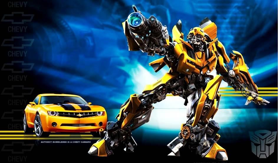 Nikko Robot Autobot Bumblebee Transformers 4 Bestofrobots