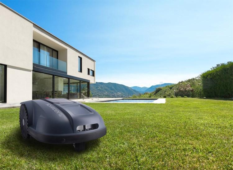 robot tondeuse nrl350 novarden bestofrobots. Black Bedroom Furniture Sets. Home Design Ideas