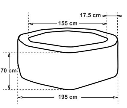 NOVARDEN NSI50 dimensions spa