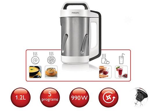 PHILIPS SoupMaker HR2201/80
