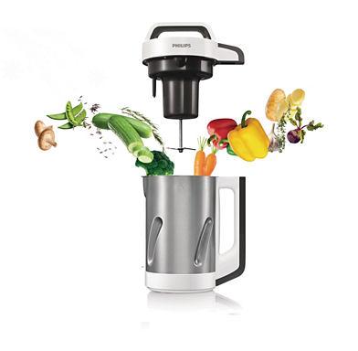 robot blender chauffant philips soupmaker hr2201 80 bestofrobots. Black Bedroom Furniture Sets. Home Design Ideas