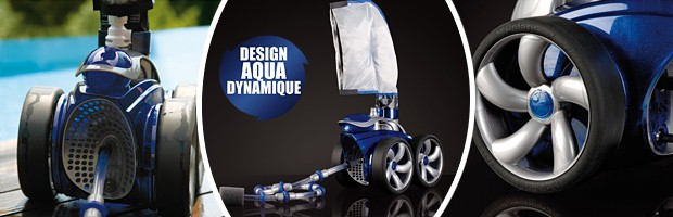 Robot Piscine Polaris 3900 Sport Bestofrobots
