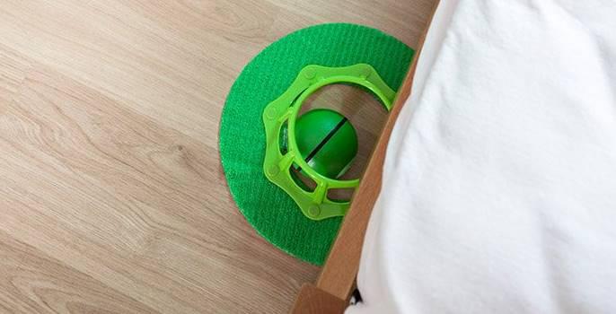 Lingette Robomop floorduster