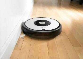 robot aspirateur roomba 615