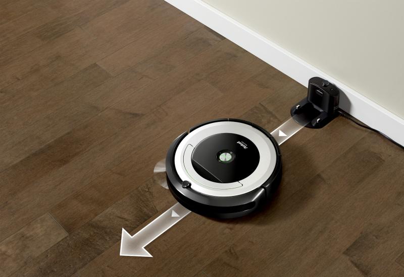 roomba 691 - recharge automatique