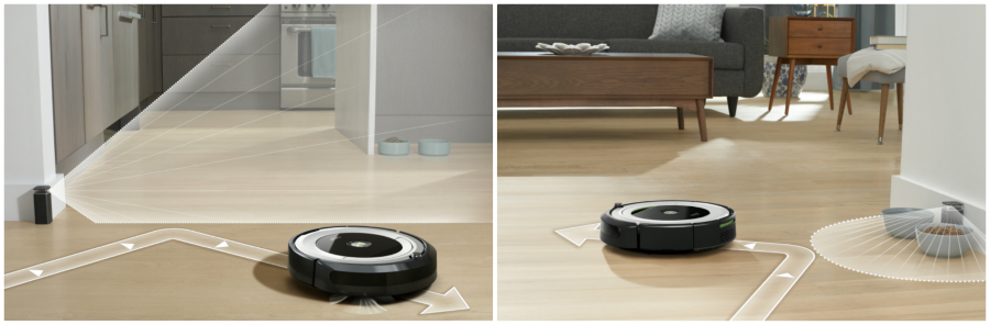 mur virtuel roomba 691