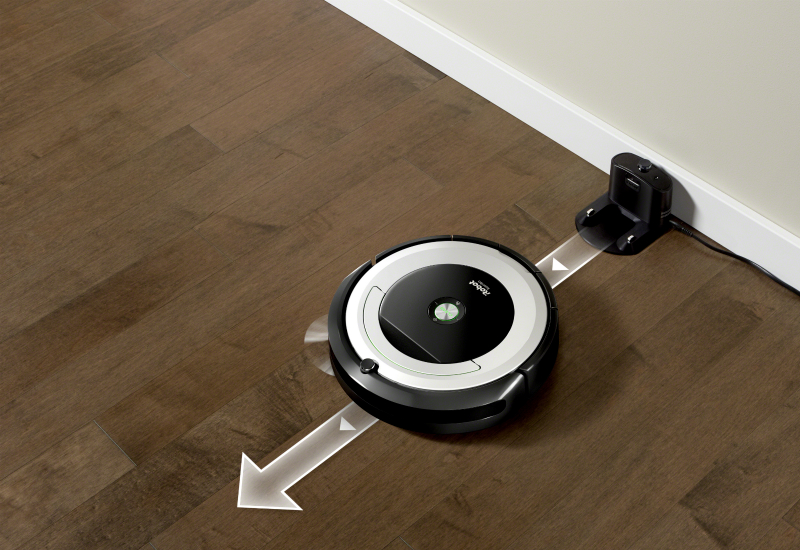 roomba 691 - recharge automatique