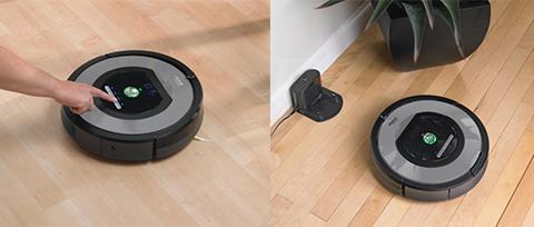 iROBOT Roomba 774 programmation a la semaine