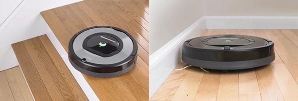iROBOT Roomba 774 capteurs de vide et d'obstacles