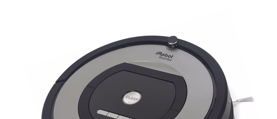 Aspirateur robot iROBOT Roomba 774 bandeau